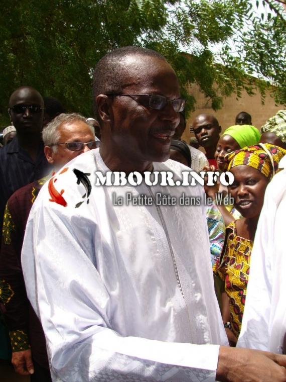 Différend Gouvernement-Mairie de Dakar:  Tanor plaide la cause de Khalifa Sall