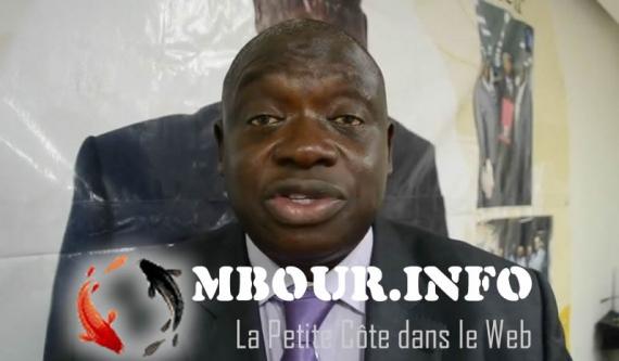 Mathieu Faye, candidat à la présidence de la Fédération Sénégalaise de Basket