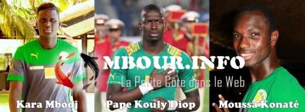Can 2017 : Kara, Konaté et Kouly dans les 23 de Aliou Cissé