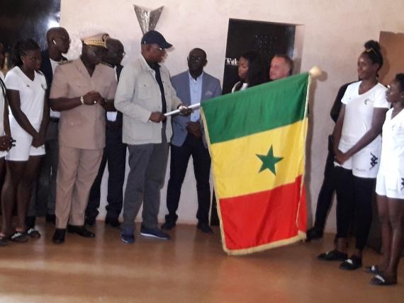 SPORT : « L'Afrique a besoin de ses filles et de ses fils pour aborder ces différentes compétitions », Matar Ba, Ministre des Sports.