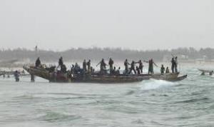 Le changement climatique est une réelle menace pour la pêche au Sénégal