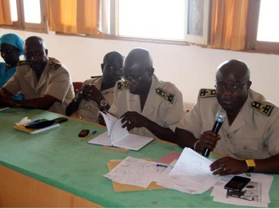 Ebola : Mbour met en  place un dispositif de prévention