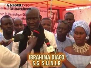 [VIDEO] EDUCATION : SUNIR lance la lutte contre la pléthore de syndicats dans le même système.
