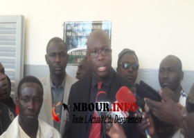MBOUR Le Conseil départemental réhabilite la salle de spectacle du CDEPS