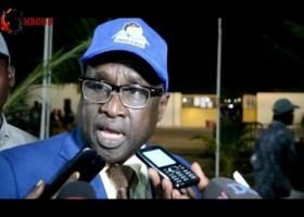 [VIDEO] SPORT: Fallou Sylla plaide pour un repos du Stade Caroline Faye