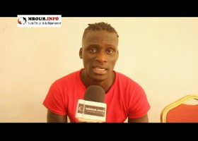 [VIDEO] Présentations de vœux: Kara MBODJ, Footballeur International