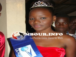 Elisabeth Ndong devient Miss PETITE COTE!
