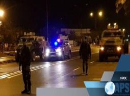 COUVRE-FEU : SIX PERSONNES INTERPELLÉES À MBOUR ET SALY