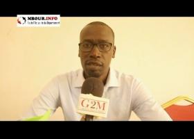 [VIDEO] Présentations de vœux: Pape Amar MBODJ, Président ODCAV
