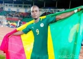 Sory Keïta célèbre son doublé en rendant hommage au père de son ancien tuteur de Mbour