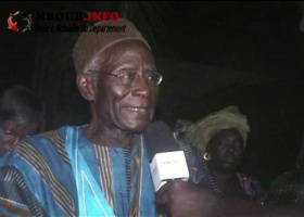 [video] L'ASC Xandalu rend hommage au Coordonnateur départemental des sages de l'APR