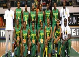 Le Sénégal en finale de l'Afrobasket féminin