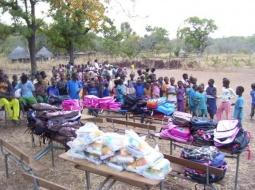 EDUCATION : Les Ciments du Sahel décaissent 129 millions pour mettre les élèves de la Commune dans les conditions optimales d'apprentissage.