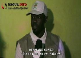 [VIDEO] OUSMANE SONKO: Le parent pauvre des débats politiques est l'économie