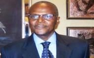 Ousmane Tanor Dieng à l'université d'été du PS (Porte-parole)