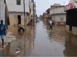 Mbour - Hivernage : Après la pluie, c'est le sale temps au quartier Diamagueune.