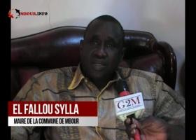 [VIDEO] Présentations de vœux: Elhadji Fallou Sylla, Maire de la Commune de Mbour