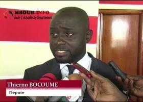 Thierno Bocoum : « cette façon d'instrumentaliser la justice pour liquider des adversaires politique ».