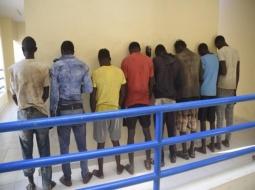 EMIGRATION CLANDESTINE : 87 migrants arrêtés à Mbour.