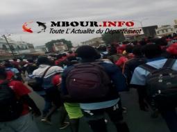 CRISE DANS L'EDUCATION : Les élèves du Lycée Demba Diop paralysent le système dans la commune.