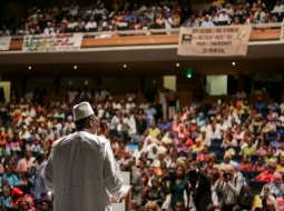 France : Macky Sall rencontre la  Diaspora