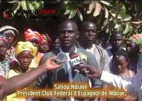 [VIDEO] CLUB FEDERAL D'ESPAGNOL DE MBOUR: La langue de Cervantès pour promouvoir la culture africaine.