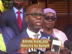 [VIDÉO] SÉNÉGAL - CONTRATS PÉTROLIERS: Le Ministre du Budget Birima Mangara note un déséquilibre
