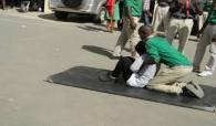 PREMIERS SECOURS :  Les scouts initiés aux « gestes qui sauvent »