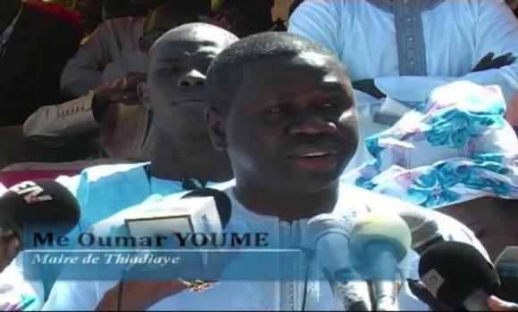 [VIDEO]  Le Maire de Thiadiaye égrène un chapelet de doléances devant le Ministre de la Santé