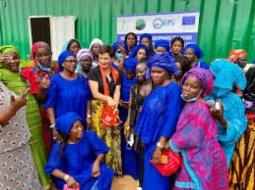 ENVIRONNEMENT :  Ngaparou inaugure sa Zone Ecologique Communautaire (ZEC).