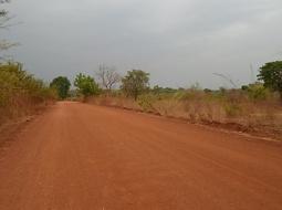 INFRASTRUCTURES ROUTIERES : Le village de Guereo bientôt désenclavé.