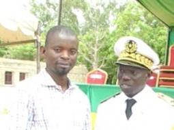 Le préfet de Dakar sous le charme de ''La Misère des temps''