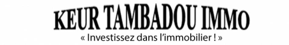 Keur Tambadou Immo : Investissez dans l'immobilier !