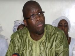 [VIDEO] AUDIENCE DU STADE DE MBOUR AU PALAIS : Le Président Saliou Samb éclaircit.