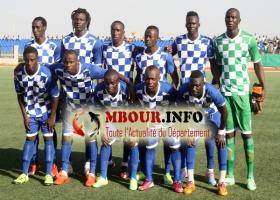 Ligue1 : Mbour Petite Cote corrige Jaaraf (3-0)