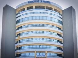 Hommage : La Maison de la presse baptisée Babacar Touré