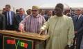 Visite du Roi Mohammed VI: inauguration du raccordement électrique des villages Massar Teugue et Yamare Seck