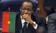 Burkina Faso : Le président Compaoré quitte le pouvoir