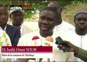 [VIDEO] POLITIQUE - AFFAIRE BAMBA FALL : El hadji Omar Youm, « Je ne me solidarise pas à des comportements de cette nature ! »