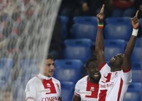 Moussa Konaté inscrit son troisième but en Europa League !