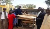 Mbour : le Conseil départemental  équipe les écoles  de  tables-bancs d'une valeur de 35millions FCFA
