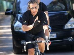 Nicolas Sarkozy, vrai as du vélo ou vrai baratineur ?