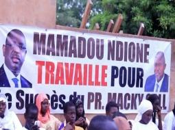 [VIDEO] POLITIQUE: Mamadou Ndione, Responsable politique APR Diass et DG COSEC: