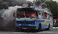 Incendie d'un bus DDD : les diplômés non affectés de la FASTEF nient toute implication