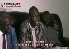 [VIDEO] SALIOU SAMB Président du Stade de Mbour réclame justice pour la mémoire des victimes du 15 juillet