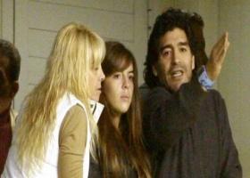 Échec de la médiation entre Maradona et son ex-femme