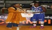 Entretien avec  Fatou Diop  meilleure joueuse et meilleure marqueuse de la finale de la Coupe du Sénégal(Basket)