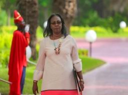 Politique -  Patron de Benno Bokk Yakaar à Mbour : Aïssatou Sophie Gladima ne veut plus de Me Omar Youm comme patron.