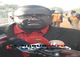 MOBILITÉ URBAINE À MBOUR : Le maire Fallou Sylla promet de réaliser 20 km de route en 2017