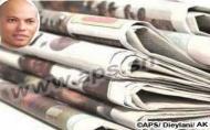 La reprise du procès Karim Wade fait la Une des quotidiens